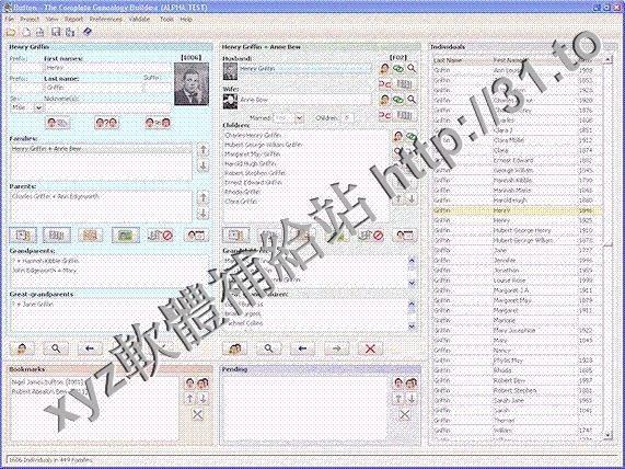 The Complete Genealogy Reporter v2015 Build 160516 英文正式